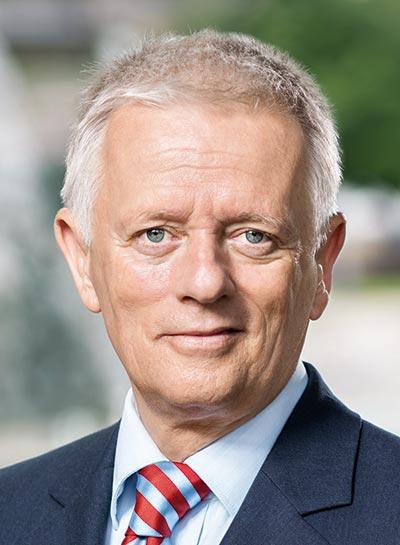 Fritz Kuhn - Oberbürgermeister der Landeshauptstadt Stuttgart