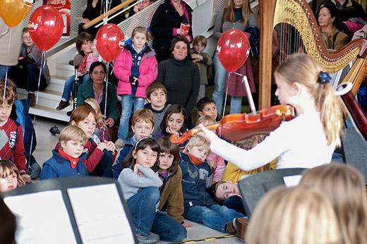10. Stuttgarter Musikfest für Kinder und Jugendliche 2018 - Foto: Rainer Müller