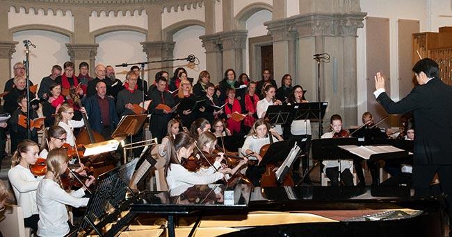 Heilige Nacht, Stuttgarter Musikschule