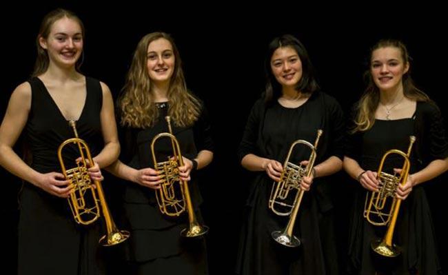 Konzertive, Trompeten Quartett