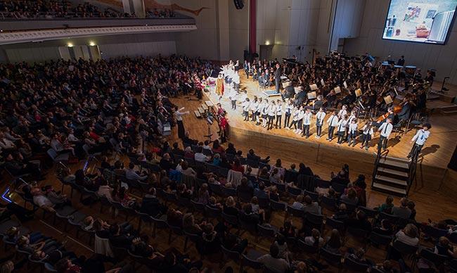 Eröffnungskonzert, Foto WKO Sonja Werner & Adrian Borda