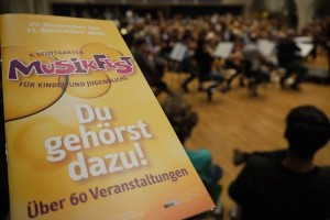 Musikfest 2016: Stuttgarter Philharmoniker & JuSo Probe Gustav-Siegle-Haus. Fotograf: Ralf Püpcke