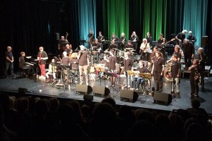 Musikfest 2016: Groove Inclusion 04.12.16 Theaterhaus. Fotograf: Ralf Püpcke