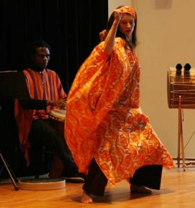Der betörende Tanz des Zaubervogels